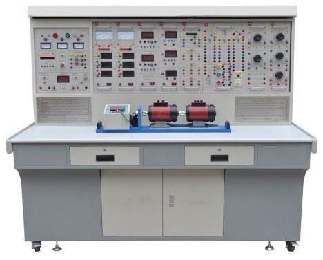 设有实验台照明用的220v,40w日光灯一盏.
