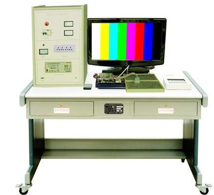 型液晶电视组装调试与维修技能实训装置