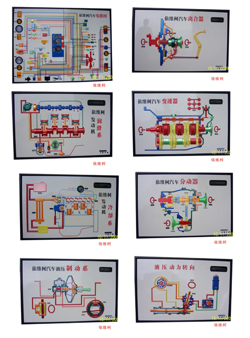 使用方法:将板面电线接在电源箱的12v直流电源上(红色为十级)将教鞭