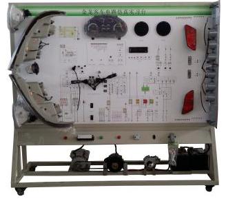 一,产品简介 北奔1926a汽车车电器实训台采用全新整车电器实物为基础