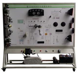 [产品型号]:[产品名称]:猛士指挥车整车电器实训台[价020202